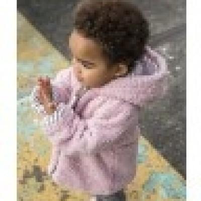 Tumble n Dry baby girl jacket Tielle