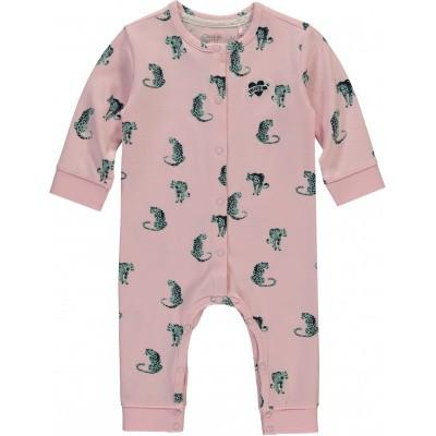 Quapi newborn boxpakje Xavie panter roze