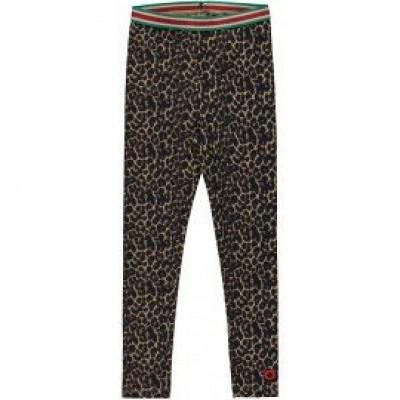 Quapi girls Tjitske Legging Leopard