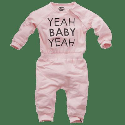 Z8 newborn jumpsuit Nadie soft pink