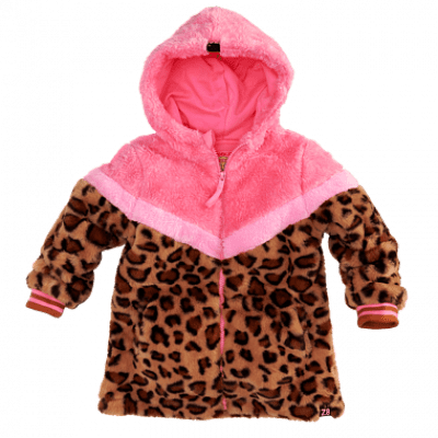 Z8 girls Sandy Borgvest Leopard/popping Pink