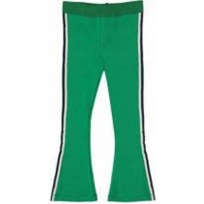 Foto van O chill flared pants green Jantien