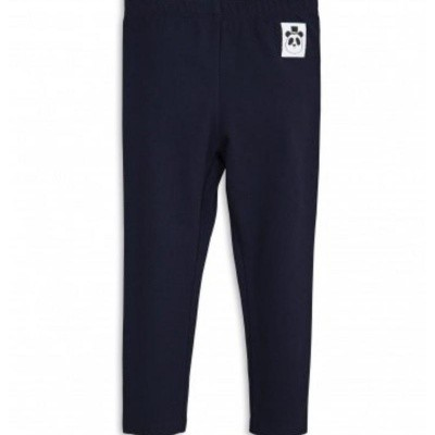 Foto van Mini Rodini basic legging navy