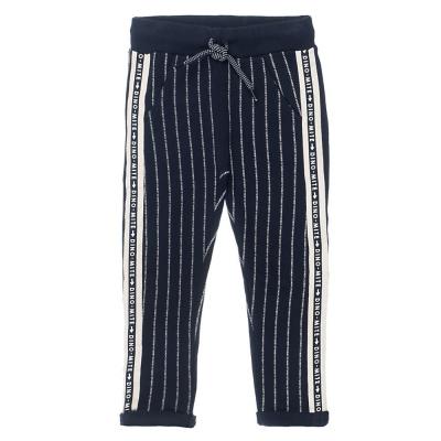 Foto van Sturdy jogpants navy stripe