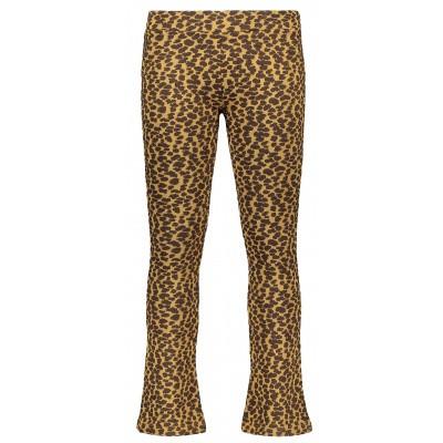 Foto van Flo meisjes flared legging leopard