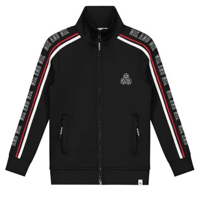 Foto van Nik & Nik Boys Marvin Track Jacket Black