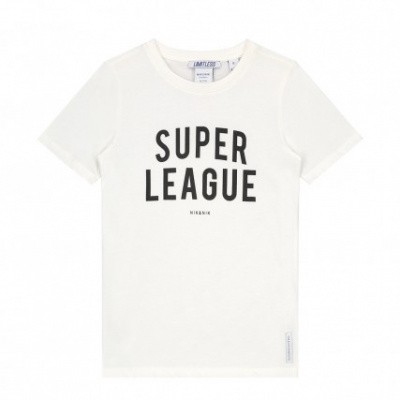 Foto van Nik & Nik boys Super T-shirt 2000 Off White