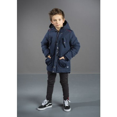 Quapi boys Jacket Thorben Dark Blue