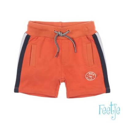 Foto van Feetje Baby Boy Short Treasure Hunter Oranje