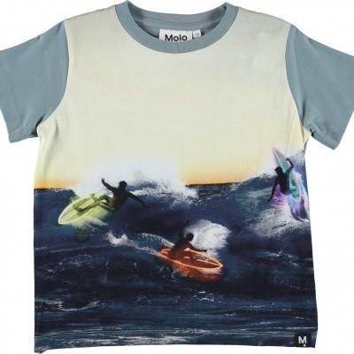 Foto van Molo boys shirt Raddix night surf
