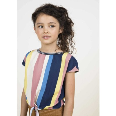 Foto van Flo girls top stripe