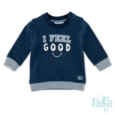 Foto van Feetje baby sweater l/m nice to eat you