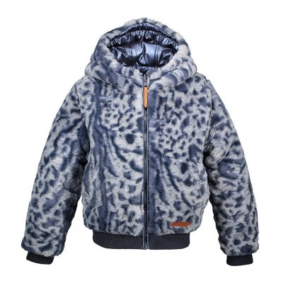 Foto van moodstreet reverseble winterjacket blue