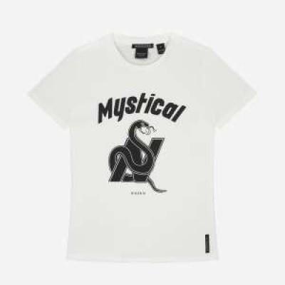 Foto van Nik & Nik Mystical T-Shirt Off White