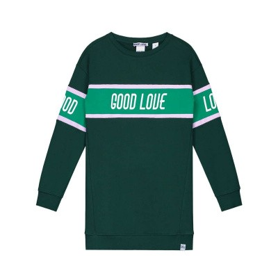 Foto van Nik & Nik girls girls good love sweatdress