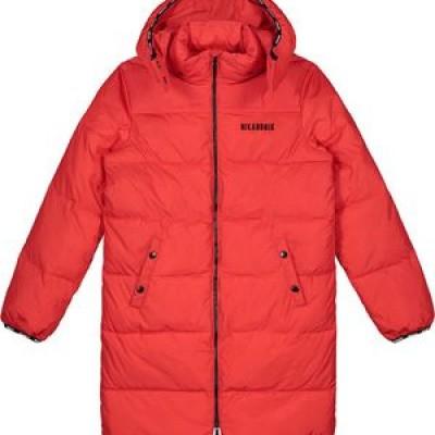 Nik & Nik Girls Emia Puffer Jacket Candy Red