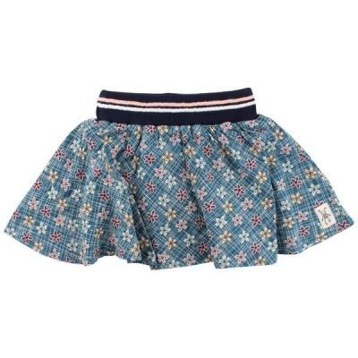 Foto van Small rags baby meisjes rok flower blue