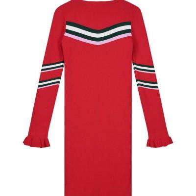 Nik & Nik girls Joshy Jolie Dress Apple Red