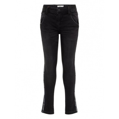 Foto van NAme it boy Jeans black skinny jeans