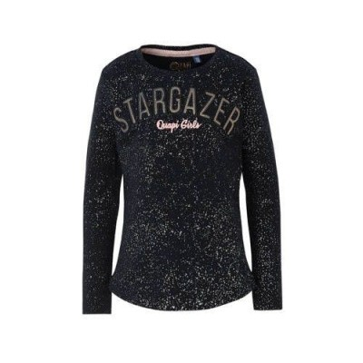 Foto van Quapi girls Long sleeve Temari Dark Navy