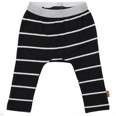 Foto van Bess baby girl legging striped black