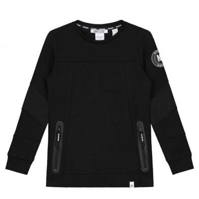 Nik & Nik Boys Roland Sweater Black