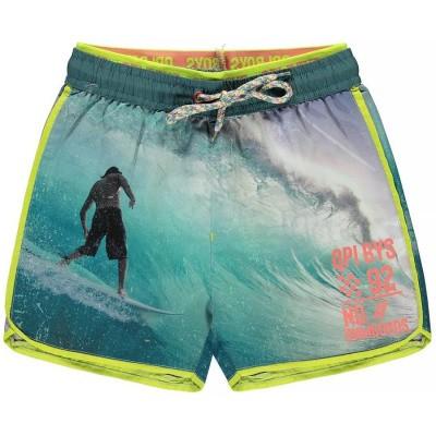Quapi jongens Sev Swimshorts Photo Print