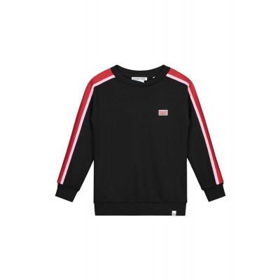 Nik & Nik girls Think Pink Sweater Black