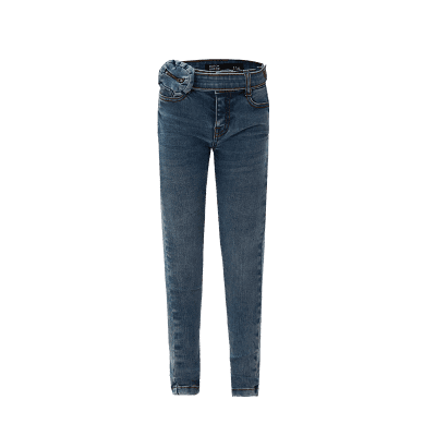 Foto van Dutch dream denim jeans girls Kuzidi light blue