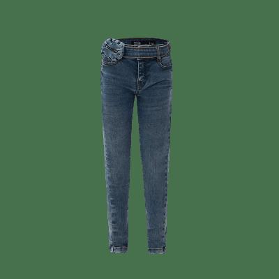 Dutch dream denim jeans girls Kuzidi light blue