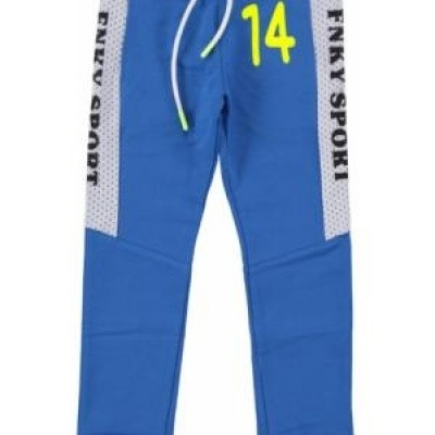 Foto van Funky xs sport pants kobalt