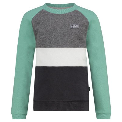 Foto van Noppies boys sweater is perinton Sage