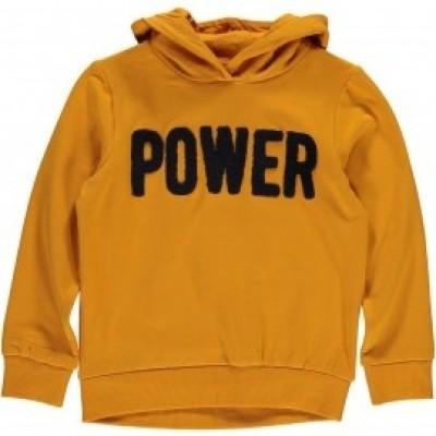 Foto van Name it sweater Power okergeel