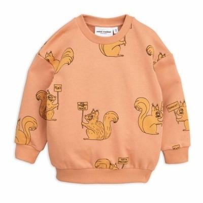 Mini Rodini sweater squirrel sweater