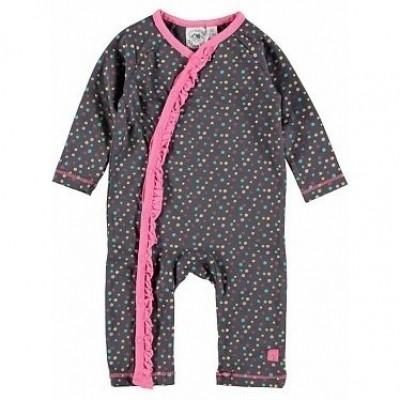Foto van Bampidano baby jumpsuit dots