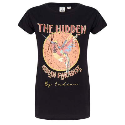 Indian blue jeans girls tee ss paradise