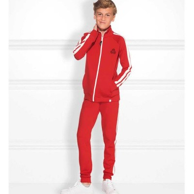 Foto van Nik & Nik boys Folker Track Pants Apple Red