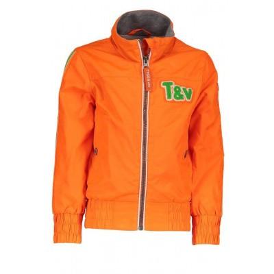 Tygo & Vtio boys bomberjacket 565 Shocking Orange