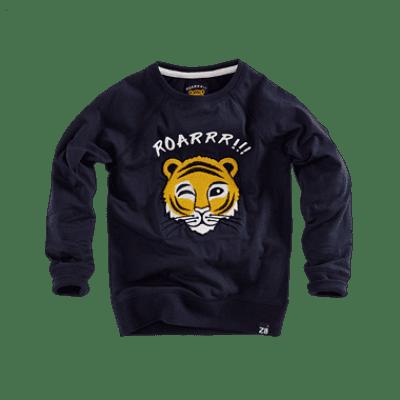 Z8 baby boys Pim sweater Midnight navy