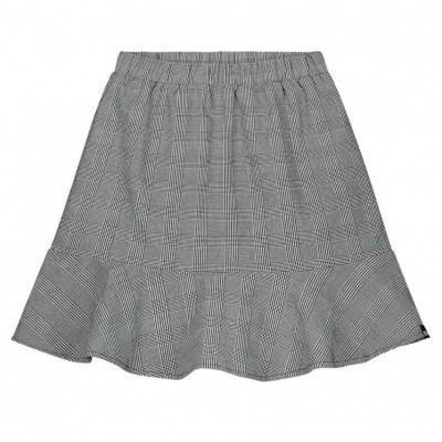 Nik & Nik Cadi check skirt