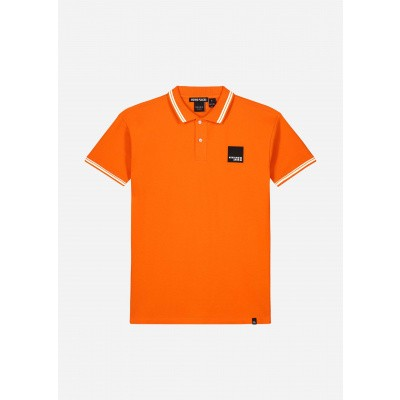 Foto van Nik & Nik Boys Kiron Polo Tiger orange