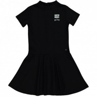 Frankie & Liberty Hello Dress Black