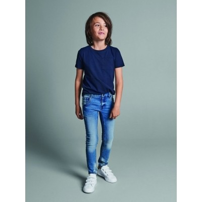 Foto van NAME IT BOXS EXTRA SLIM JOGDENIM