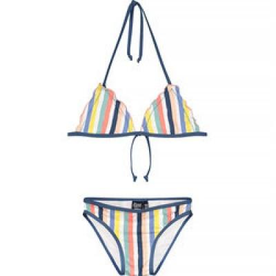 Foto van Quapi Girls Bikini Ainoa S200 Multi Stripe