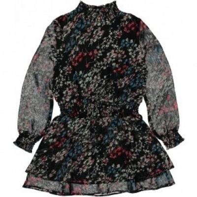 Foto van Frankie & Liberty Hanna Dress Flower Print