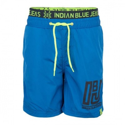 Foto van Indian blue jeans swimshort blue