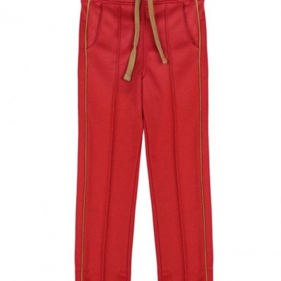 Foto van Ammehoela pants warm red