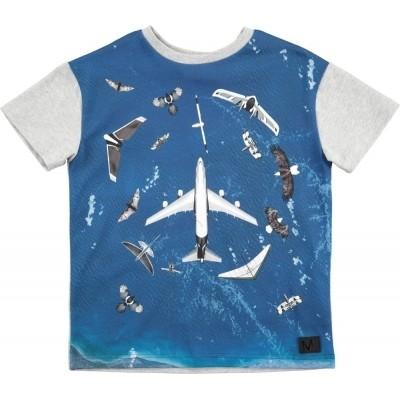 Molo boys tshirt Ripo fly in peace