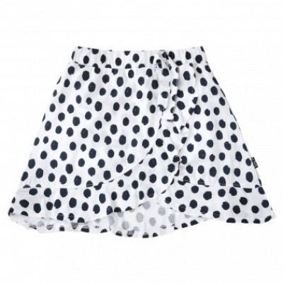 Foto van Little miss Juliette Skirt dot zwart/wit