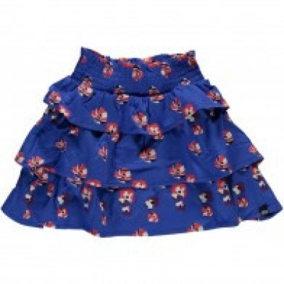 Foto van Nik & Nik Charrel Flower Skirt Space Blue